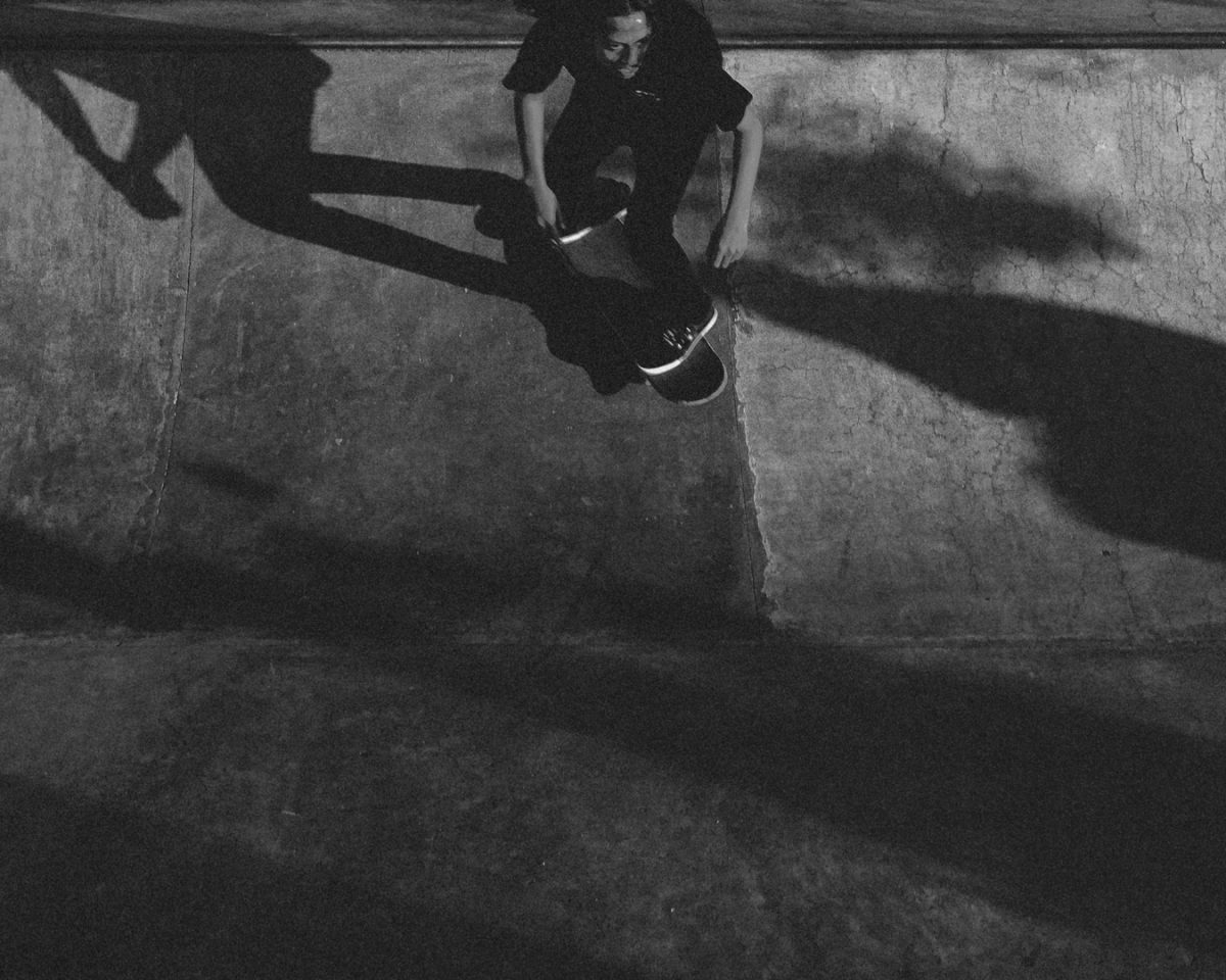 One Skateboard